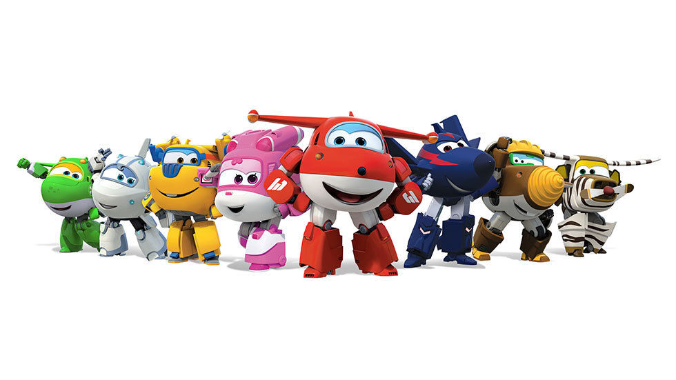 DStv, Panda, Super Wings