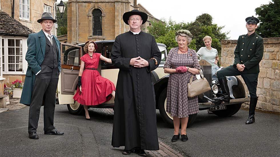 DStv, Fox Crime, Father Brown