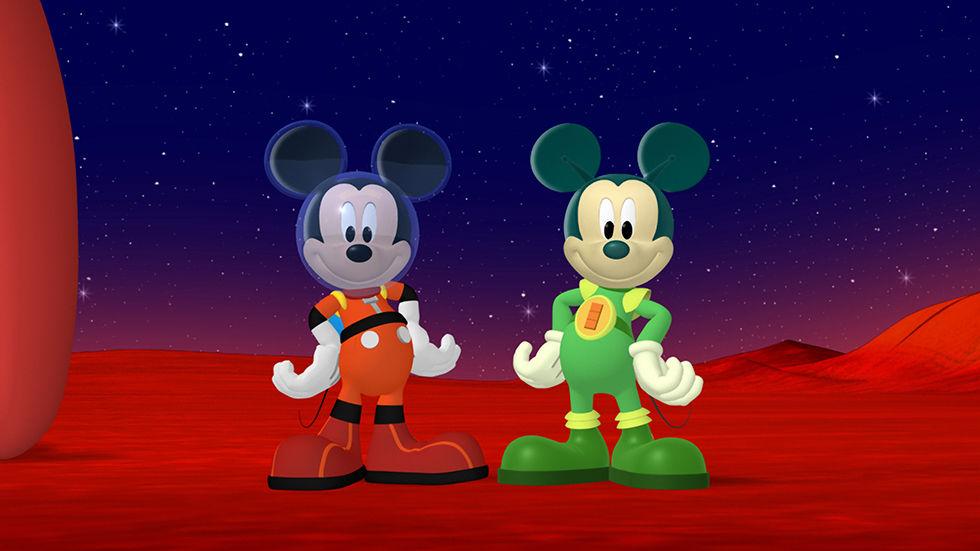 DStv, MIchey Mouse Disney Junior