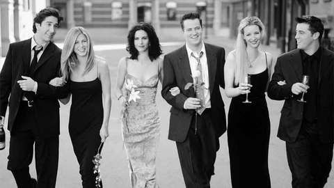 DStv, Fox Comedy, Friends