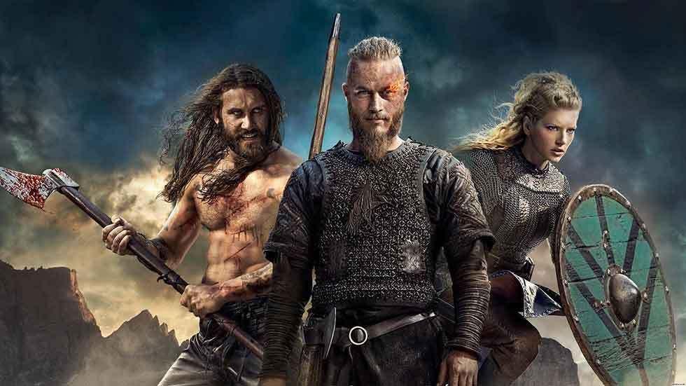 DStv, TVSeries, Vikings