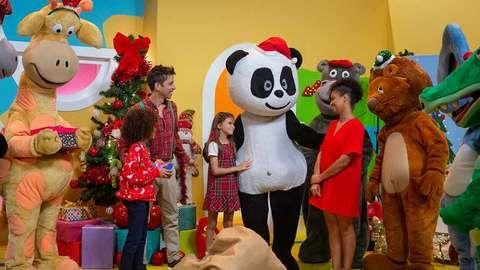 DStv, Panda, Especial de Natal