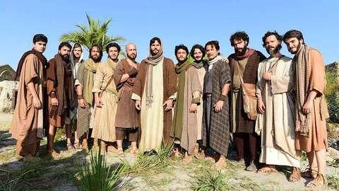 DStv, TV Record, Jesus, Episodio 54