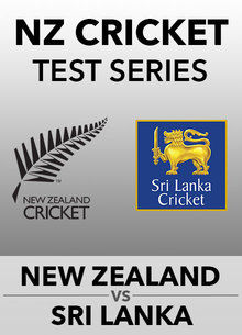 New Zealand v Sri Lanka Test Series