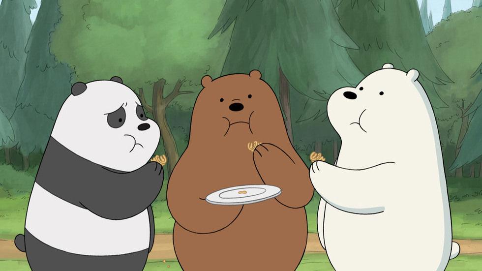 Dstv, CN, Os Ursos