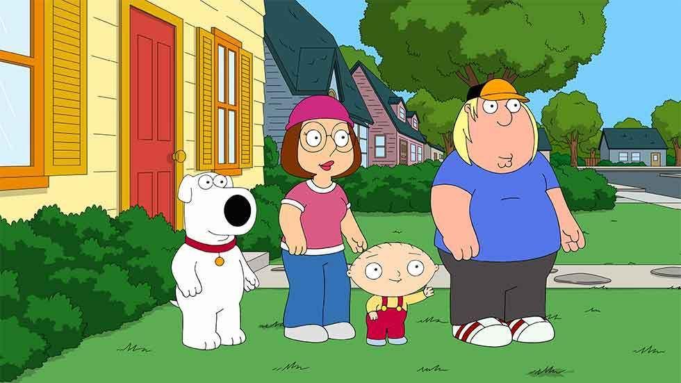 DStv, FOX Comedy, Family Guy
