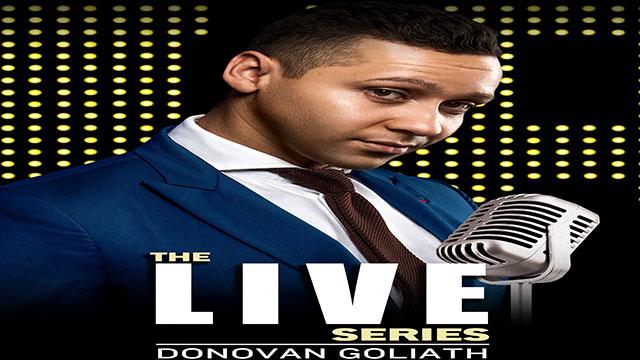 The Live Series: Donovan Goliath