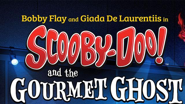 Scooby-Doo & The Gourmet Ghost