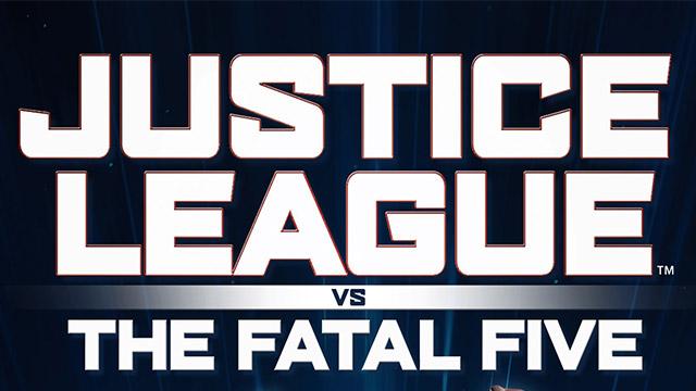 DCU: Justice League vs The Fatal Five
