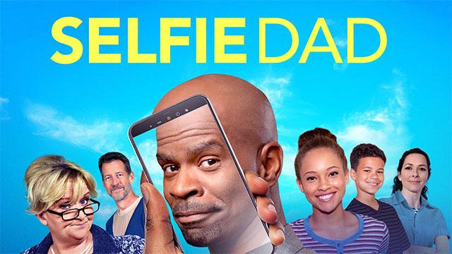 Selfie Dad