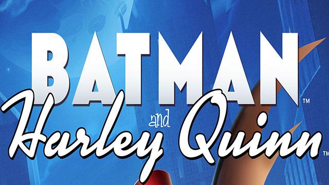 DCU Batman & Harley Quinn
