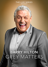 Live Series Presents Barry Hilton