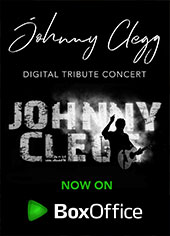 Johnny Clegg Digital Tribute Concert