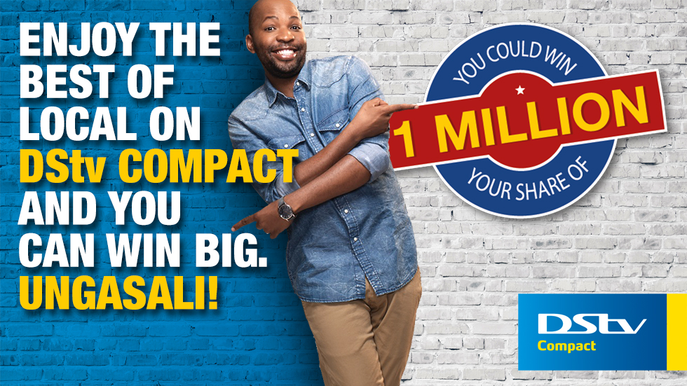 Win with DStv Compact