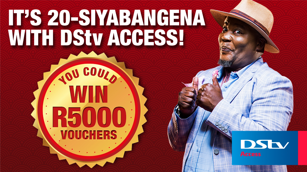 Win big with DStv Access