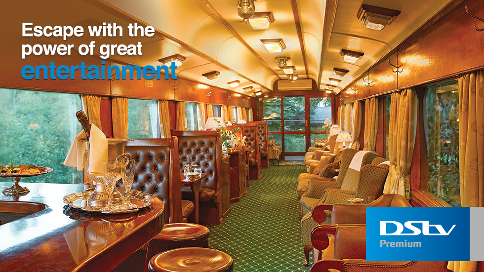 Win a luxurious escape on the Rovos Rail