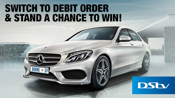 Debit Order Mercedes Benz Competition