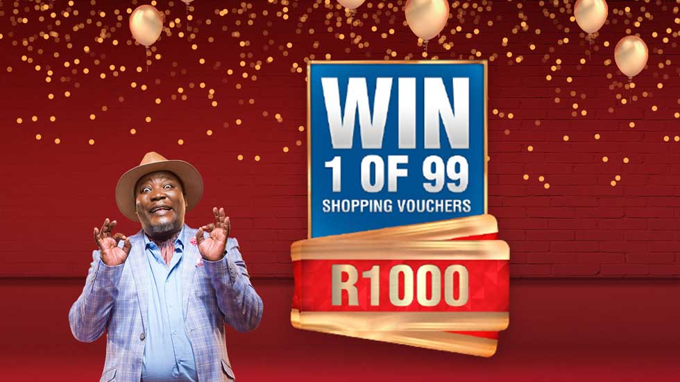 Win a shopping voucher with DStv Access