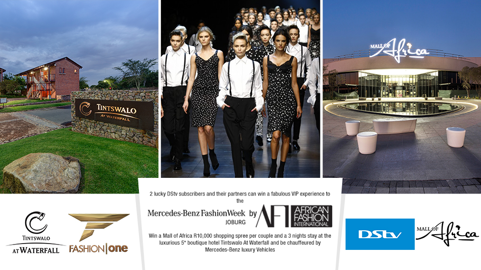 Win a VIP experience to Mercedes-Benz Fashion Week