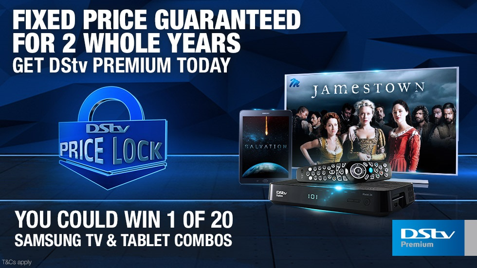 Price Lock - Sign Up and Win