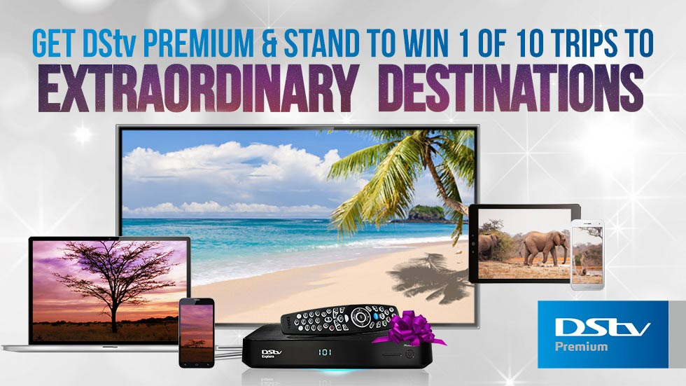 DStv Premium Extraordinary Festive Grand Competition