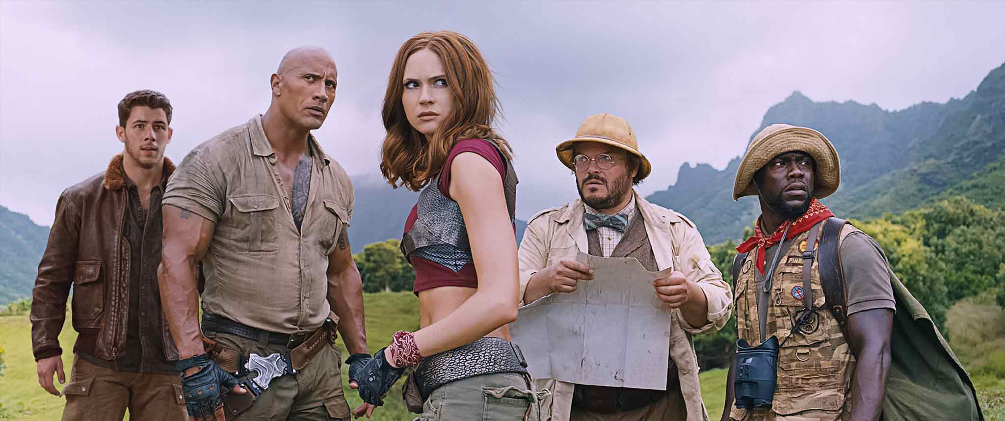 Rent Jumanj: Welcome to the Jungle and stand a chance to win a PlayStation®4